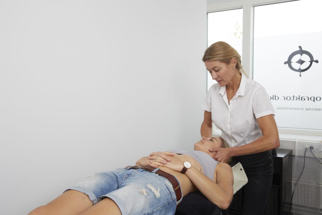 Professionel behandling ved kiropraktor